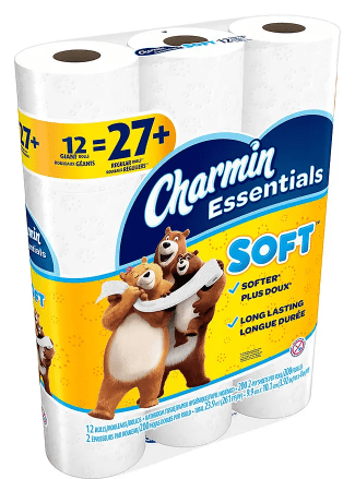 Walgreen's : Charmin Essentials Soft Bath Tissue Just $3.99 W/$1 Off Coupon (Reg : $6.99)