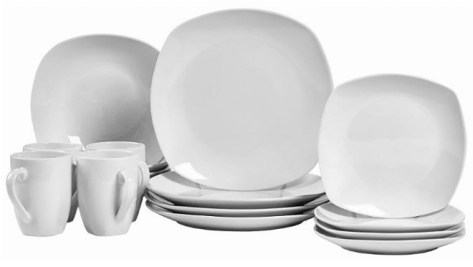 Tabletops Unlimited 16-Piece Dinnerware Set ONLY $14.99 at JCPenney (Regularly $50)