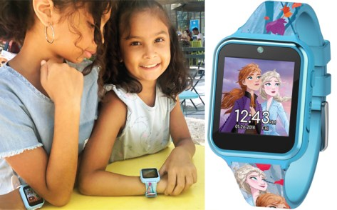 Disney Frozen 2 Interactive Smart Kids Watch ONLY $29.99 (Reg $65) – Cyber Monday Live!