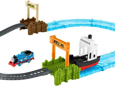 Amazon : Fisher-Price Thomas & Friends TrackMaster, Boat & Sea Set Just$16.99 (Reg : $34.99) (As of 12/19/2019 7.50 PM CST)