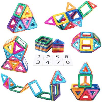 Amazon : Magnetic Building Blocks Just $6.99 W/Code (Reg : $13.99) (As of 12/12/2019 5.51 AM CST)