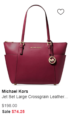 Macy's : UP TO 75% Off On All Brand Handbag's!