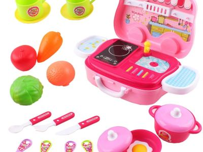 Amazon : Mini Carry Case Portable Role Play Set with Accessories (Pink) Just $9.87 W/Code (Reg : $24.69) (As of 12/19/2019 2.26 PM CST)