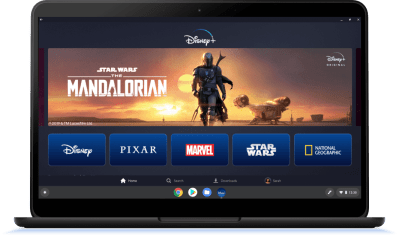 3 FREE Months of Disney+ With Chromebook Purchase