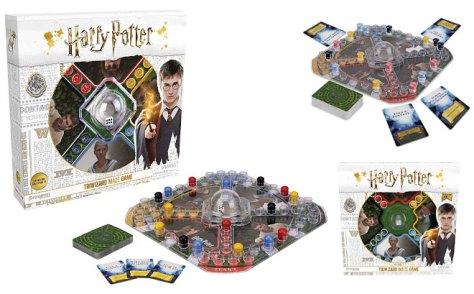 Pressman Harry Potter Tri-Wizard Tournament Game ONLY $5.99 at Amazon (Reg $10)