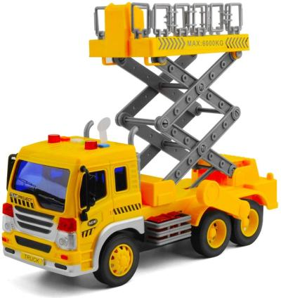Amazon : Super Duty Lift Construction Vehicle Toy Just $8.99 W/Code (Reg : $17.99) (As of 12/22/2019 8.03 PM CST)
