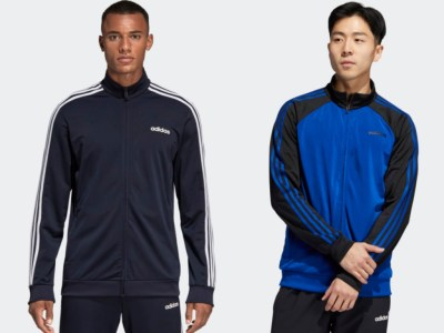 Adidas : Up to 60% Off Adidas Apparel + Free Shipping   $14 Pants, $17 Jackets & More!