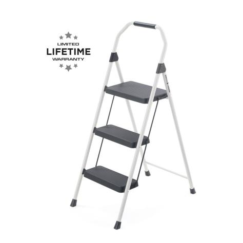 Compact Steel Step Stool JUST $9.88 at The Home Depot (Regularly $30) – Cyber Price!