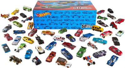 Amazon: Hot Wheels Basic Car 50-Pack ONLY $29.99 (reg. $55)