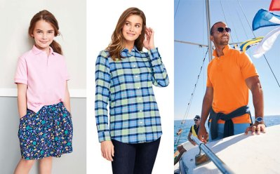 Additional 50% Off Apparel for the Family + FREE Shipping at Lands' End (Today Only)