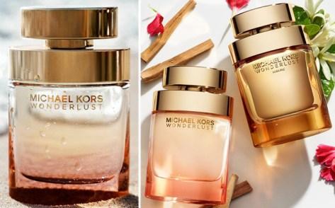 FREE Michael Kors Wonderlust Fragrance Sample for Select Facebook Accounts