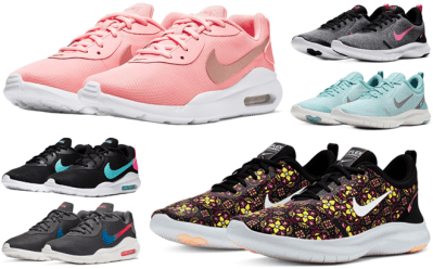Nike Adults' Running Shoes ONLY $39.99 + FREE Pick-up at JCPenney (Regularly $75)
