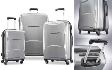 Samsonite Pivot 3-Piece Set ONLY $189 + FREE Shipping (Reg $820)