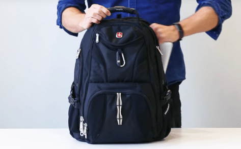 SwissGear Laptop Backpacks Up to 55% Off – Starting at ONLY $24.99 + FREE Shipping