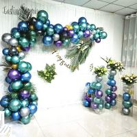 Amazon : 105Pcs Metallic Chrome Green White Latex Balloons Just $4.99 W/Code (Reg : $9.99) (As of 1/22/2020 7.30 PM CST)