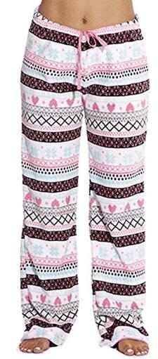 Amazon : Women's Pajama Pants Just $3.80 W/Code (Reg : $18.99) (As of 1/16/2020 5.30 AM CST)