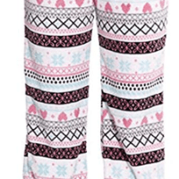 Amazon : Women's Pajama Pants Just $3.80 W/Code (Reg : $18.99) (As of 1/16/2020 5.30 AM CST)