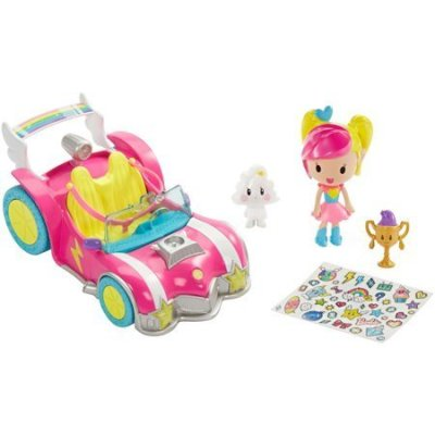 Walmart: Barbie Video Game Hero Vehicle & Figure Play Set DTW18 For $7.14 (Was $20) + Store Pickup.