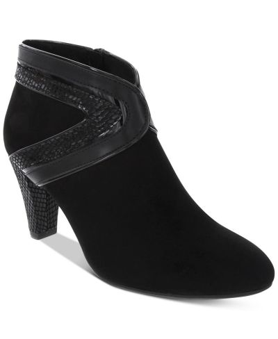 MACY'S: Karen Scott Wendaa Dress Booties, JUST $17.37 (Reg $69.50)