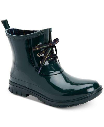 MACY'S: Charter Club Traynor Rain Booties, JUST $23.80 (Reg $59.50)