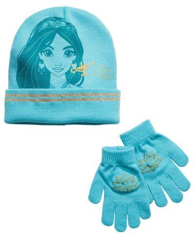 MACY'S: Disney Big Girls 2-Pc. Aladdin Jasmine Hat & Gloves Set, JUST $10.00 (Reg $25.00)