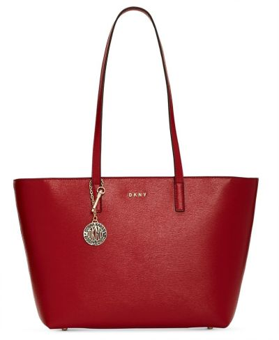 MACY'S: DKNY Sutton Leather Bryant Medium Tote, JUST $100.13 (Reg $178.00) with code YAY