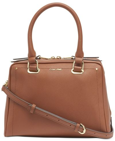 MACY'S: Calvin Klein Marybelle Satchel, JUST $91.13 (Reg $228.00)