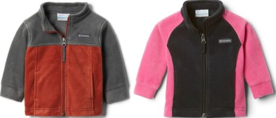 Columbia : Kids Fleece Jackets & Vests as Low as $12.90 Shipped + More!