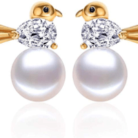 Amazon : Cute Pearl Stud Earrings Just $3.54 W/Code (Reg : $13.89) (As of 1/26/2020 5.02 PM CST)