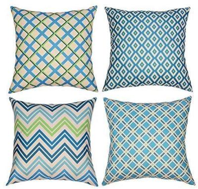 Amazon : Set Of 4 Decorative Throw Pillow Covers Just $7.49 W/Code (Reg : $14.99) (As of 1/16/2020 5.42 PM CST)
