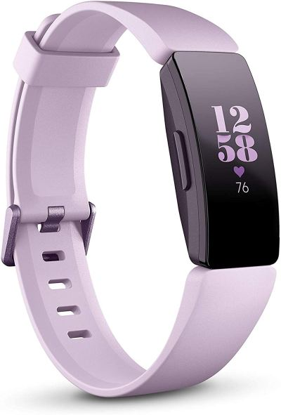 Amazon : Fitbit Inspire Hr Heart Rate & Fitness Tracker With S & L Bands, White, One Size, 1 Count Just $69.95 W/Code (Reg : $99.95) (As of 1/22/2020 9.55 AM CST)