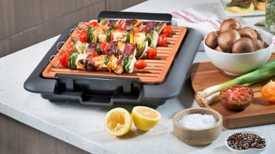 Gotham Steel Smokeless Electric Grill for ONLY $39.99 + FREE Shipping (Reg $68)