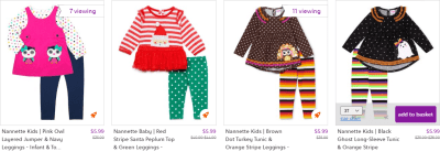 Zulily : Holiday Wardrobe all styles $5.99!!