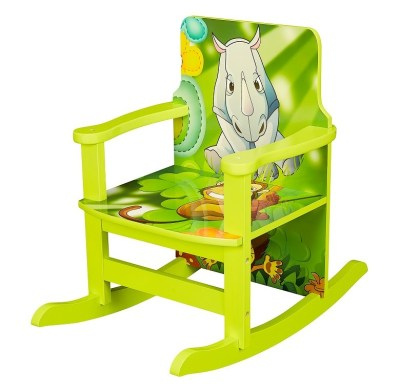 Walmart : Kid's Jungle Reading Rocking Chair Just $11.71 (Reg $24.97)