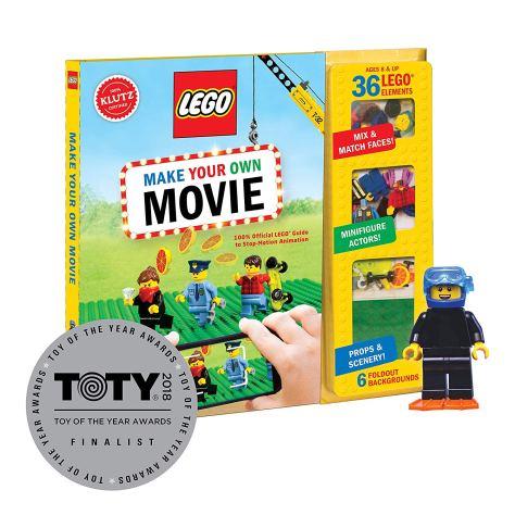 Amazon: Klutz Lego Make Your Own Movie Activity Kit ONLY $10.63 (reg. $24.99)