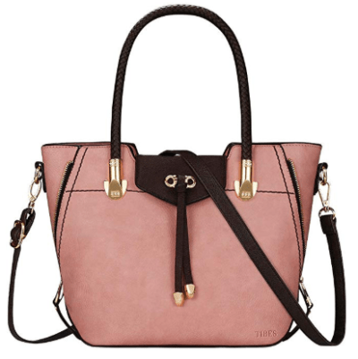 Amazon : Leather Women Purses and Handbags Just $13.74 W/Code (Reg : $24.99) (As of 1/15/2020 6 AM CST)