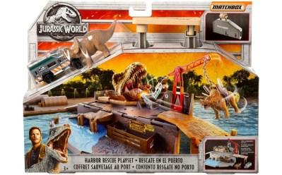WALMART: Matchbox Jurassic World Island Escape Playset ONLY $6.99 (Reg $18.99)