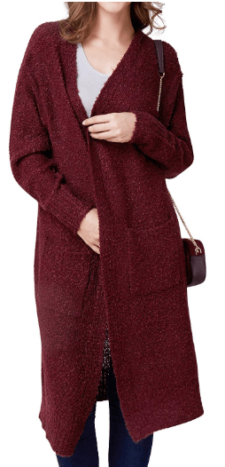 Amazon : Open Front Women's Cardigan Just $13.79 W/Code (Reg : $22.99) (As of 1/19/2020 9.20 PM CST)
