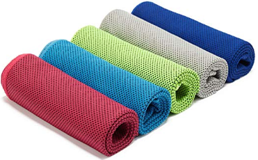 Amazon : Pack of 2 Microfiber Snap Towel Just $4.49 W/Code (Reg : $8.99) (As of 1/16/2020 2.40 PM CST)