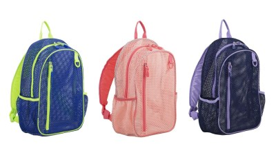 Walmart : Sports Active Mesh Backpack Just $5.99 (Reg $9.88)