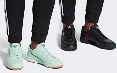 Adidas Men's Originals Continental Shoes JUST $30 + FREE Shipping (Regularly $80)