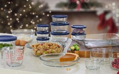 Walmart: Anchor Hocking Glass Bakeware & Prep 30-Piece Set JUST $26 (Reg $60)