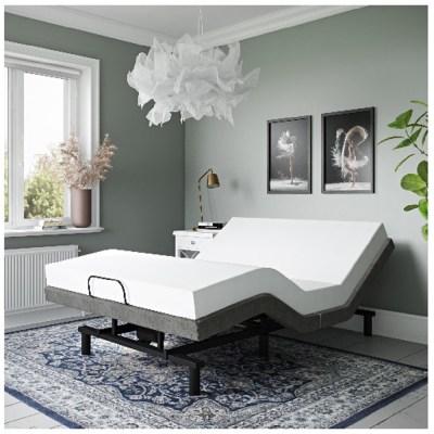 Walmart: Signature Sleep Gold Power Adjustable Upholstered Bed Base, Just $299 (Reg $699)
