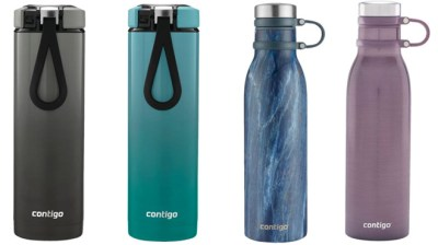 Best Buy : Up to 50% Off Contigo Drinking Containers – Starting at Just $9.99 (Reg $20)