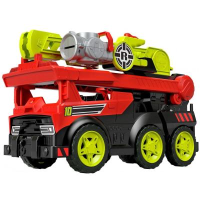 Walmart: Rescue Heroes Transforming Fire Truck With Lights & Sounds For $23.99 (Was $50) + Store Pickup