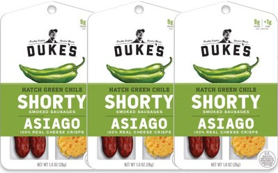 Walmart: Duke's Sausage & Cheese Snacks 12-Count for ONLY $6.40 (Regularly $22)