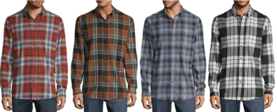 JCPenney : Men's Flannel Shirts Just $8 (Reg : $30) – Ends Today!