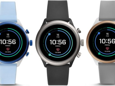 Fossil : Sport Smartwatch Just $69 + FREE Shipping (Reg : $275)