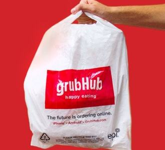 $10 off Any $15 Purchase at GrubHub