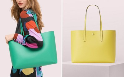 Kate Spade Molly Large Totes Just $128 + FREE Shipping (Reg $228) – Multiple Colors!